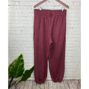 Free People Pants & Jumpsuits - Free People Slouch It Jogger Sweatpants Large